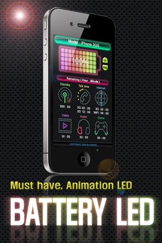 Battery LED! screenshot 1