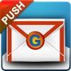mail push for gmail