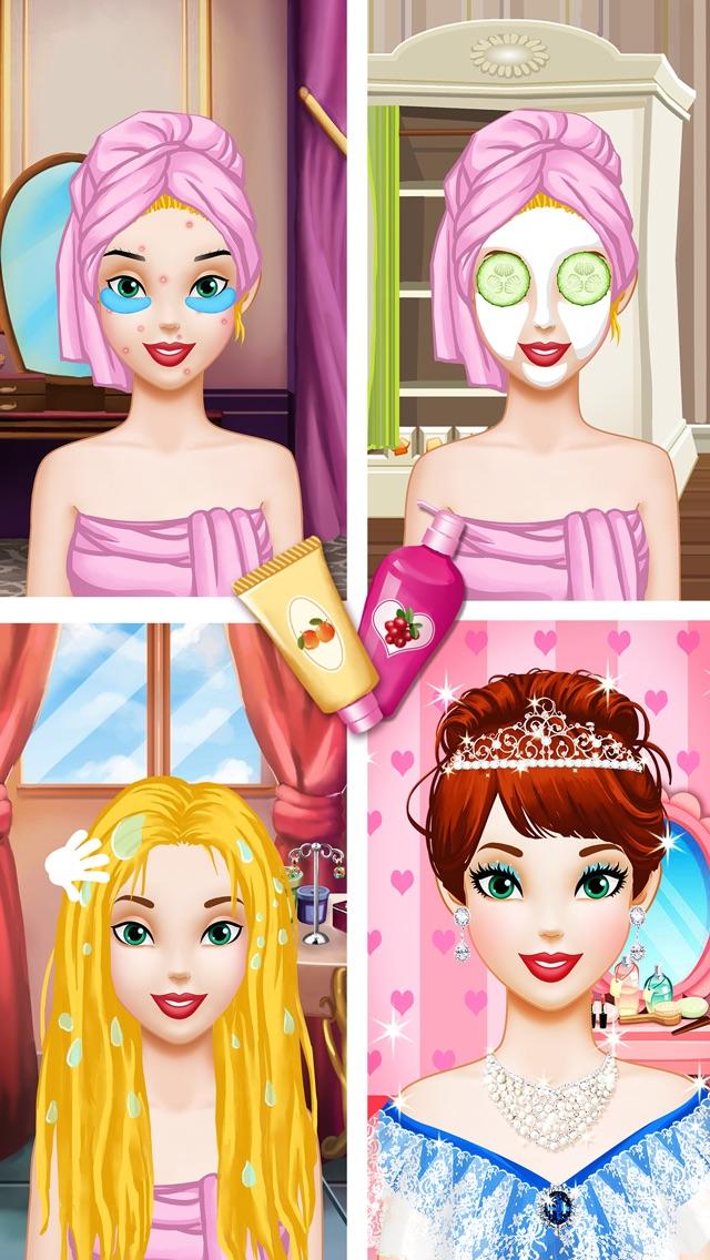 Princess Salon - Girls Gamesのおすすめ画像2