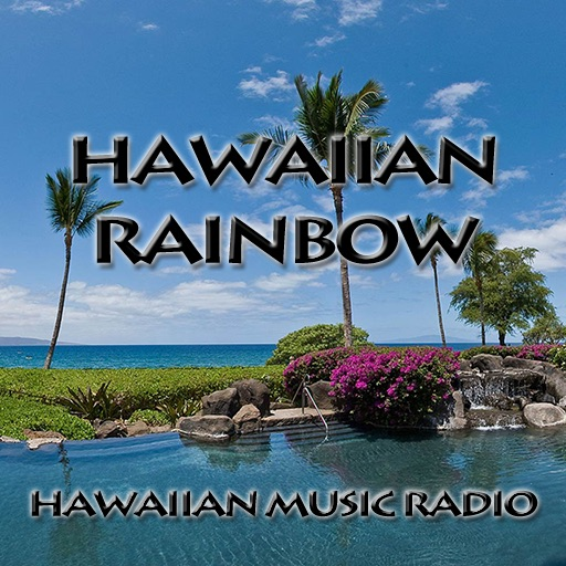 Hawaiian Rainbow - Hawaiian Music Radio iOS App