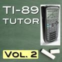 TI-89 Calculator Video Tutorial: Volume 2 icon