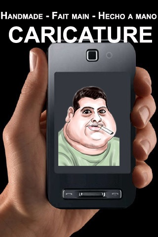 YOUR CARICATURE – CARICATURA - KARIKATUR screenshot 1