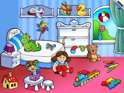 Abby - Toys - Games For Kids HD Free screenshot 2