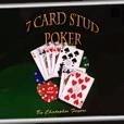 Chris's 7 Card Stud Poker