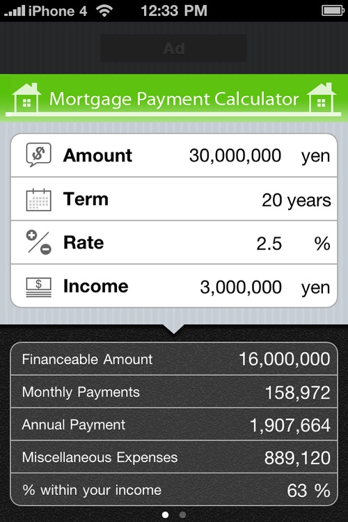Mortgage Payment Calculator By Hivelocity Inc