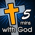 Daily Devotions 5 Minutes with God - Walking with God using Bible Devotions icon