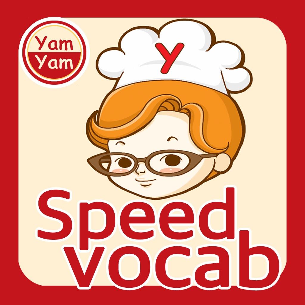 SPEED VOCAB-yamyam