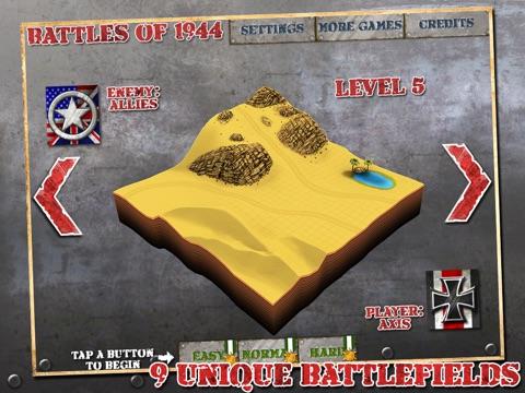 Battles of 1944 Screenshot