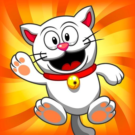 跳跃猫:Jumpy Cat