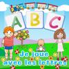 BANANA-FACTORY - ABC - Je joue avec les lettres – Alphabet pour enfants – Grandes lettres, petites lettres - artwork