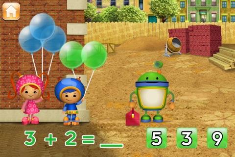 Team Umizoomi: Zoom into Numbers screenshot 1