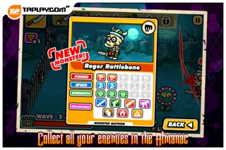 Screenshot #9 for Monster Mayhem - Zombie Shooting And Tower Defence