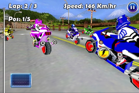 Super Bike Challenge screenshot 3