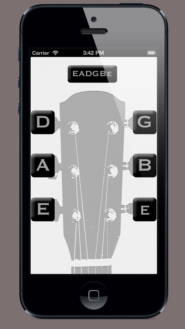 guitar tuner app insight download. Black Bedroom Furniture Sets. Home Design Ideas