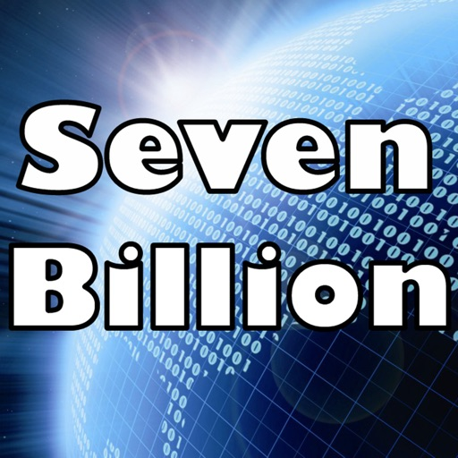 Seven Billion iOS App