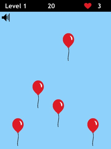 Balloonz Pop Lite HD screenshot 2