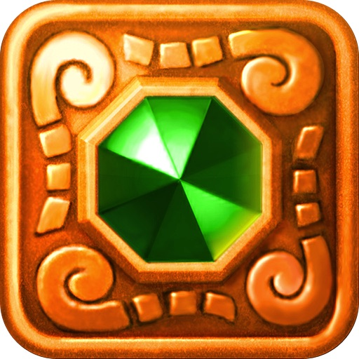The Treasures of Montezuma HD iOS App