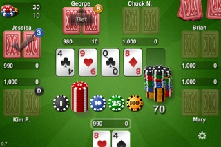 THTouch - Texas Holdem Poker screenshot four