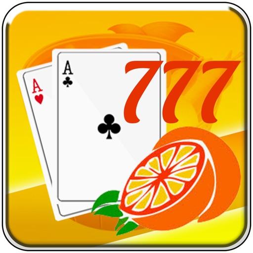 Action Fruit Slots 777 Deluxe iOS App
