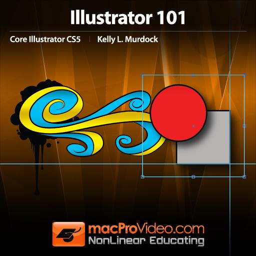Course For Illustrator CS5 101