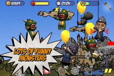 Monster of Puppets screenshot 4