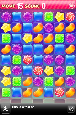 Candy Peppermint Jam screenshot 2