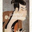 "Electrical Art Book ""SHARAKU 28 Drawings"" icon"