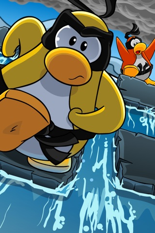 Screenshots of Club Penguin Cheats App for iPhone