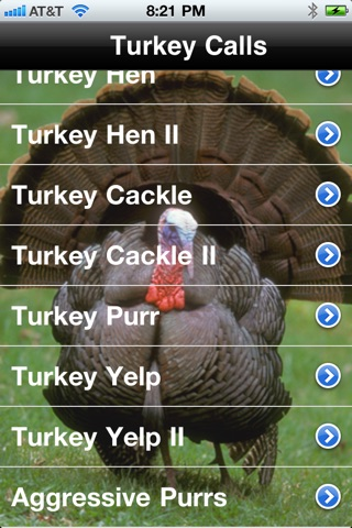 Pro Turkey Calls screenshot 4