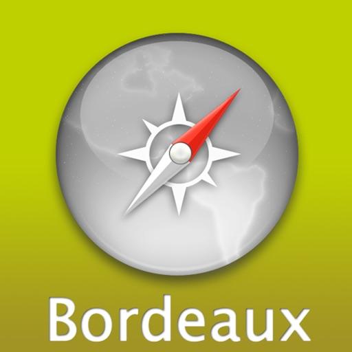 波尔多自由行地图 (Bordeaux)