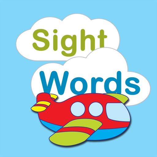 Sight Words Flight iOS App