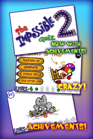The Impossible Quiz 2 Screenshot