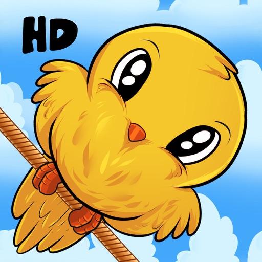 小鸟跳跳:Jump Birdy Jump HD
