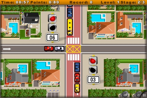 Traffic Control Lite screenshot 4