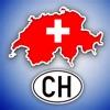 CH-Autokennzeichen