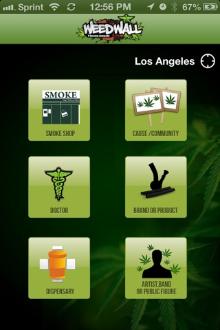 WeedWall screenshot 2