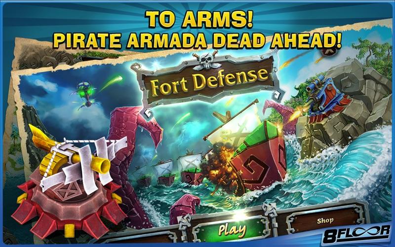 Fort Defense Screenshot