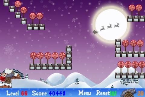 Bounce Bullet Xmas Edition screenshot 1