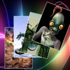 Fantasy Backgrounds for iPhone, iPad and iPod touch icon