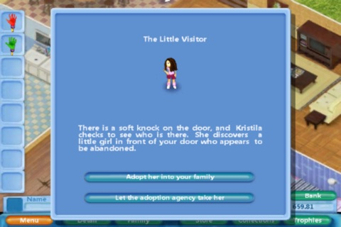 Virtual Families screenshot 4