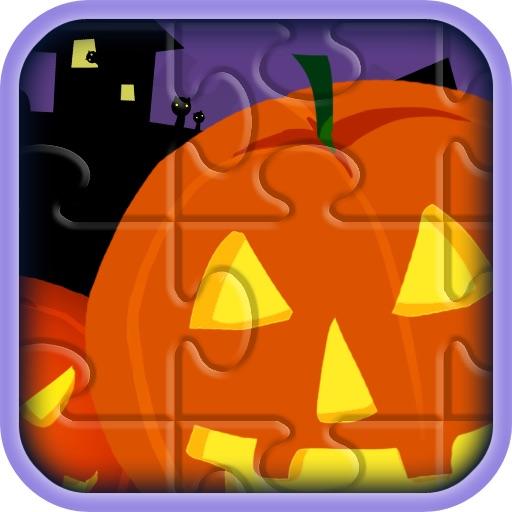 Halloween Jigsaw Puzzles! iOS App