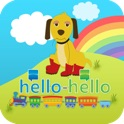 Hello-Hello Kids Language Learning: English,  Spanish, French,  German, Italian, Mandarin Chinese and Portuguese. icon