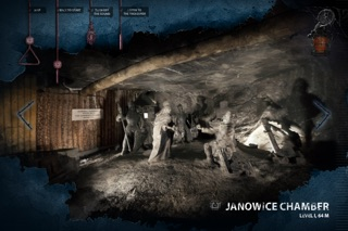 Screenshot of Wieliczka Mine4