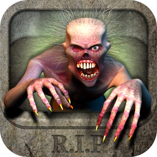Talking Zack the Zombie iOS App