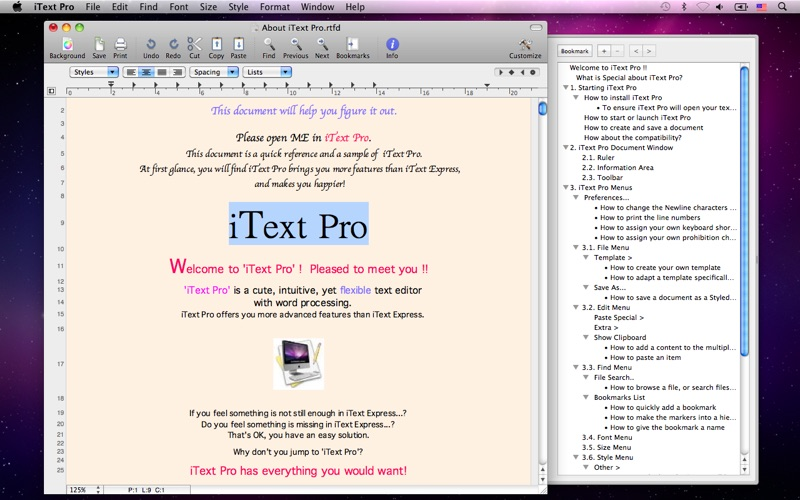 app on OS X iText Pro 3 4 7 download how to install