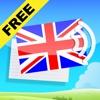Learn Free British English Vocabulary with Gengo Audio Flashcards