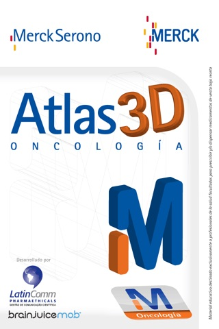Atlas 3D Oncología screenshot 1
