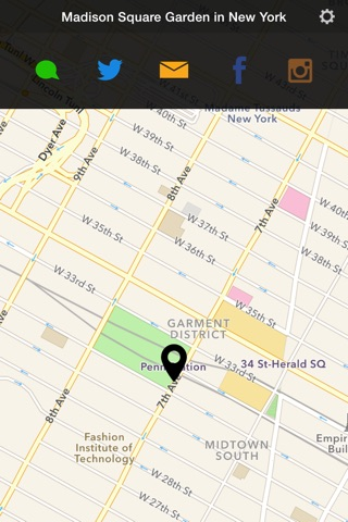im.here - Easily share your location. screenshot 1
