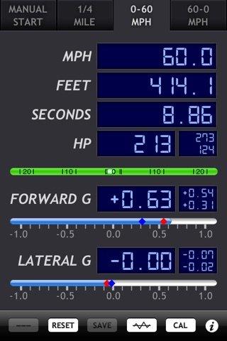 gMeter Screenshot 1