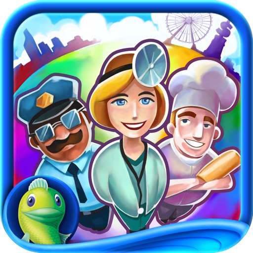 Life quest 2 metropoville hd by big fish games inc for Big fish games inc